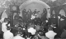 The Merseybeats at The Cavern where they shared the bill with The Beatles