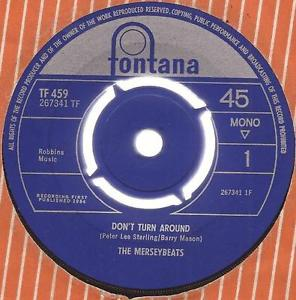Image result for the merseybeats dont turn around